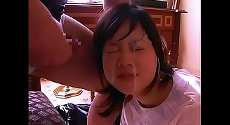 Asian teenagers getting facial compilation - part II BOSOMLOAD.COM