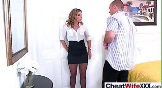(cory chase) Hot Whore Wifey Like To Cheat On Camera movie-10