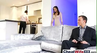 Wild Wife (satin bloom) Like Hardcore Intercorse On Gauze vid-27
