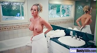 Slut Hot Mature Wife (Brandi Love) With Big Round Tits Get Nailed vid-08